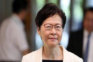 Giới chức Hong Kong tăng chỉ trích trừng phạt của Mỹ