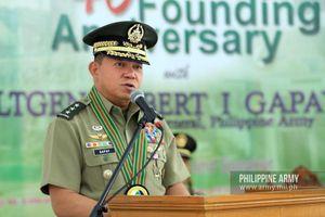 Tân tổng tư lệnh quân đội Philippines lên tiếng về Biển Đông