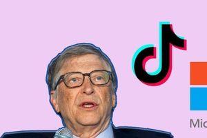Tỉ phú Bill Gates: Thương vụ TikTok là 'chén độc dược'