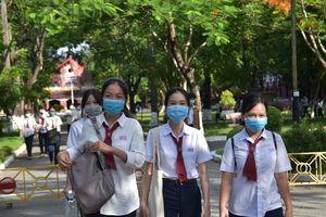 Thừa Thiên Huế có 5 học sinh thi THPT vào đợt 2