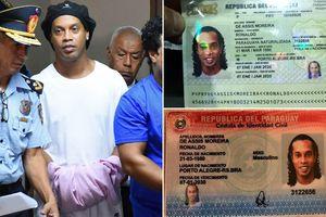 Ronaldinho ra tù và những lời tâm sự cháy lòng
