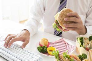 Những thói quen ăn uống cần phải thay đổi nếu muốn sống lâu