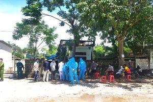 Kết quả XN 2 vợ chồng ở Thanh Hóa ăn cơm với BN 785