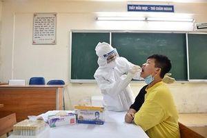 Thêm 2 ca mắc COVID-19 tại Hà Nội và Bắc Giang
