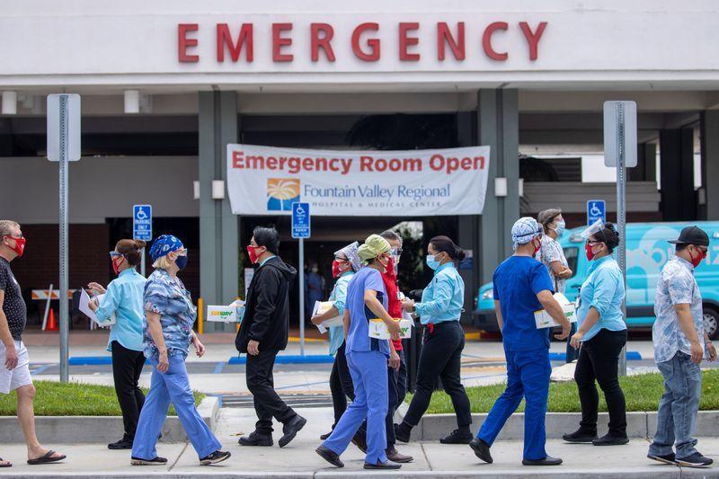Mỹ vượt mốc 5 triệu ca nhiễm virus corona