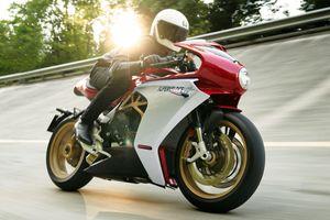 MV Agusta Superveloce 800 ra mắt - sportbike kiểu dáng cổ điển