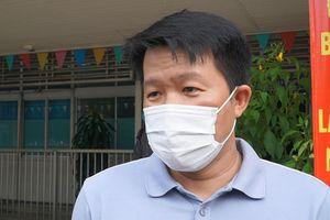 Cuộc chia tay của vợ chồng bác sĩ trước khi vào tâm dịch Đà Nẵng