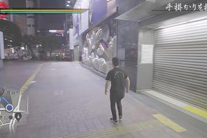 YouTuber Nhật chơi GTA trên đường phố Tokyo