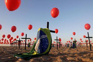 Dịch Covid-19: Brazil tuyệt vọng, Nhật Bản lo sợ kỳ nghỉ dài bắt đầu