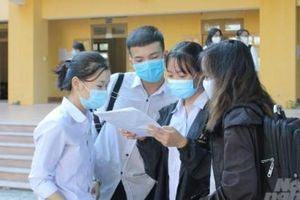 Thí sinh Quảng Nam: Môn toán năm nay dễ hơn các năm