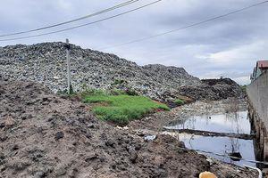 Sớm giải quyết tình trạng ùn ứ rác thải ở Vĩnh Long