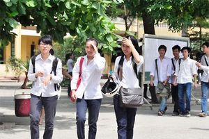 Nhiều nơi nắng nóng trong ngày đầu thi tốt nghiệp THPT