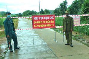 Đắk Lắk phong tỏa một thôn có người từ Đà Nẵng về nghi mắc Covid-19