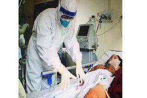 Ca Covid - 19 thứ 11 tử vong do biến chứng suy hô hấp