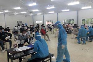 Đồng Nai tiếp nhận, cách ly 343 công dân về từ Hàn Quốc