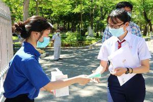 11 thí sinh tại Thừa Thiên Huế thi đợt 2 do thuộc diện cách ly