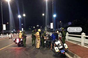 Ngăn chặn nhóm 'quái xế' làm loạn đường phố Đà Nẵng