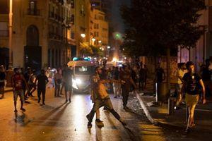 Hàng ngàn người dân Lebanon xuống đường