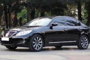 Có nên mua Hyundai Genesis BH380 2009 bán 780 triệu đồng?