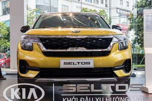 Cận cảnh Kia Seltos Luxury gần 650 triệu tại Việt Nam