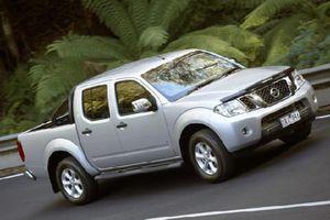 Triệu hồi gần 2.500 xe Nissan Navara tại Việt Nam lỗi túi khí