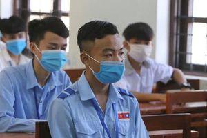 Quảng Bình: Có 100 thí sinh Lào tham dự kỳ thi tốt nghiệp THPT