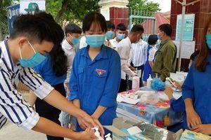 Điện Biên: Gần 400 thí sinh Tủa Chùa được ăn sáng miễn phí