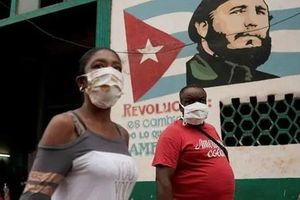 Cuba phong tỏa thủ đô lần 2 vì Covid-19 bùng phát lại