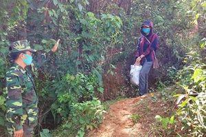 Phát hiện, cách ly 2 công dân nhập cảnh trái phép từ Lào vào Việt Nam