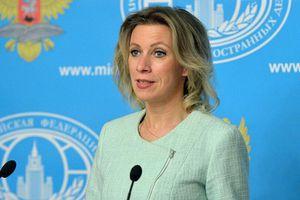 Nga lên tiếng về động thái của Ukraine liên quan đến xung đột Donbass