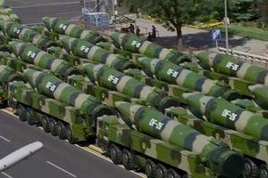 Trung Quốc triển khai tên lửa dọc biên giới Ấn Độ