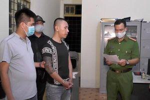 Lào Cai bắt 2 đối tượng nghiện giả danh Công an, cưỡng đoạt tài sản