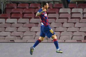 Lập siêu phẩm, Messi đi vào lịch sử Champions League