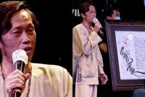 Bức tranh thơ 'Quảng Nam' của Hoài Linh được đấu giá 700 triệu đồng