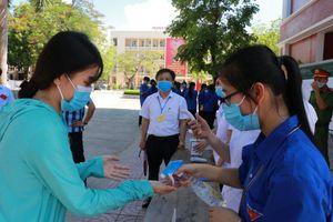 Sáng nay (9/8), hơn 31.000 thí sinh Nghệ An chính thức bước vào Kỳ thi tốt nghiệp THPT năm 2020