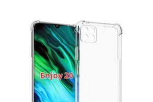Hình ảnh ốp lưng xuất hiện: Chân dung Huawei Enjoy 20, Enjoy 20 Plus lộ diện