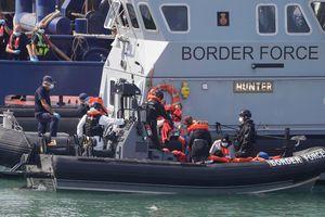Anh nỗ lực ngăn chặn nạn di cư bất hợp pháp bằng đường biển
