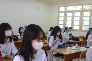Hơn 26.000 thí sinh vắng mặt trong kỳ thi tốt nghiệp THPT đợt 1 do dịch Covid-19