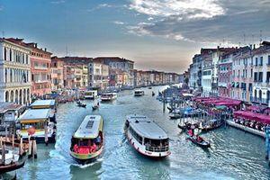 Điều gì khiến nền gỗ của 'thành phố nổi' Venice gần 2.000 năm vẫn đứng vững?