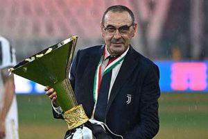 Juventus mất tiền 'khủng' khi sa thải Sarri