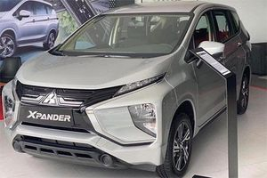 Mitsubishi Xpander 2020 giảm giá hấp dẫn tại đại lý, đe Suzuki Ertiga, Toyota Avanza