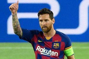 Messi giúp Barca thu số tiền 'kếch xù' khi vào tứ kết Champions League