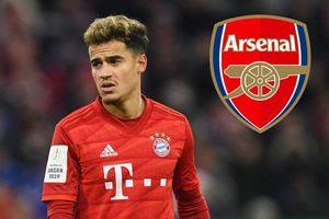 CHUYỂN NHƯỢNG Arsenal: Coutinho sắp cập bến Emirates, Arteta quyết định bán Lacazette