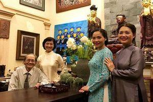Trải lòng hiếm hoi về chuyện gia đình của NSND Lê Khanh
