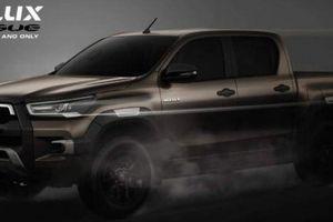 Toyota Hilux 2021 ra mắt ở Malaysia, giá từ 515 triệu đồng