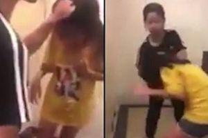Nữ sinh lớp 5 bị 2 học sinh THCS đánh đập