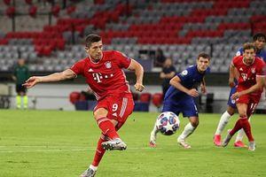 Kết quả Cúp C1 Bayern Munich - Chelsea: Chelsea bị đè bẹp với tỷ số 1-7