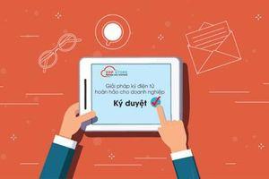 Bộ Công Thương đưa hệ thống chứng thực điện tử cho doanh nghiệp