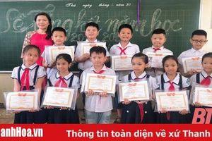 Trường Tiểu học Ba Đình - điểm sáng giáo dục
