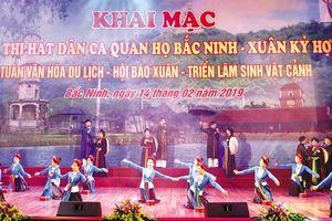 Bắc Ninh: Quan họ Đông Yên mở ra trang mới